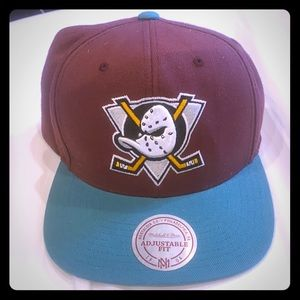 Anaheim Ducks - Mitchell & Ness -Snap Back